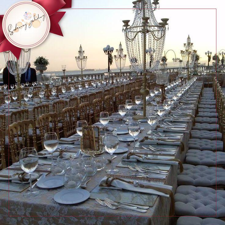 Yaz sezonunun öne çıkan düğün trendlerini Şahnaz Yıldız Organizasyon ile keşfedin! http://sahnazyildiz.com