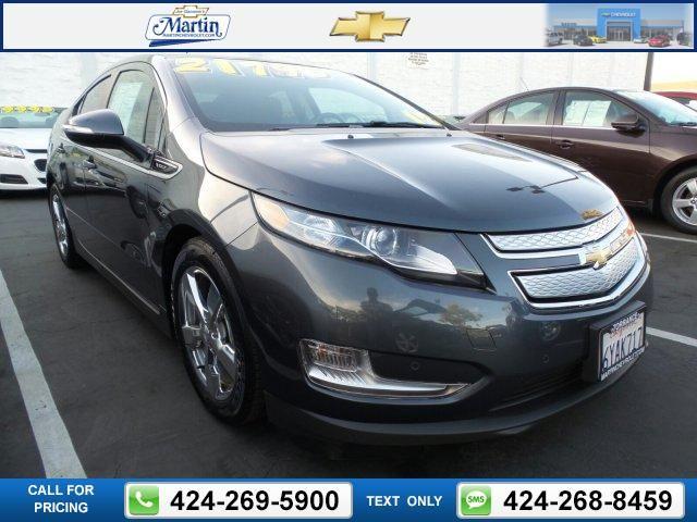 2013 Chevrolet Chevy Volt 4dr Car 25k Miles $21,995 25630 Miles 424 269 5900