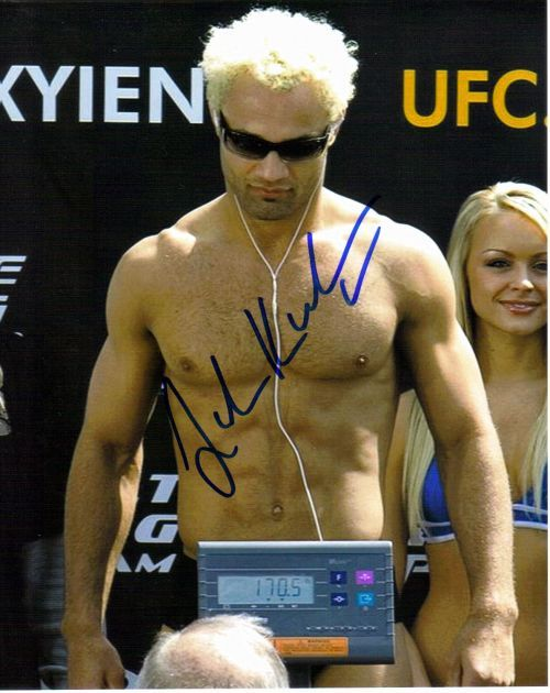 Josh Koscheck -Contact the coolest celebrities free at StarAddresses.com