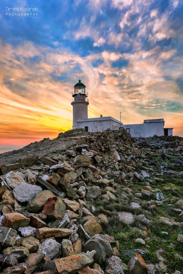 Light House at Prasonisi by Dimitris Koskinas on 500px