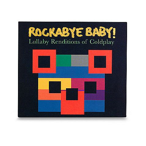 Now this is music! Rockabye Baby transforms timeless rock songs into beautiful instrumental lullabies.