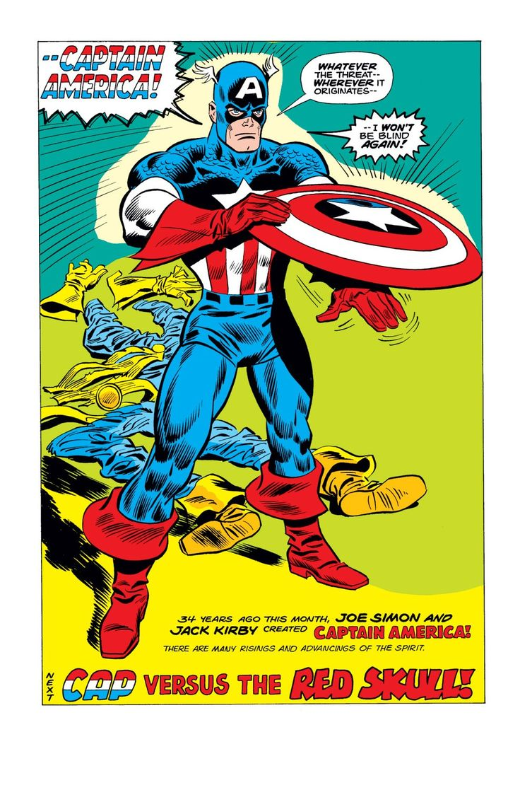 Captain America (1968) Issue #183 - Read Captain America (1968) Issue #183 comic online in high quality