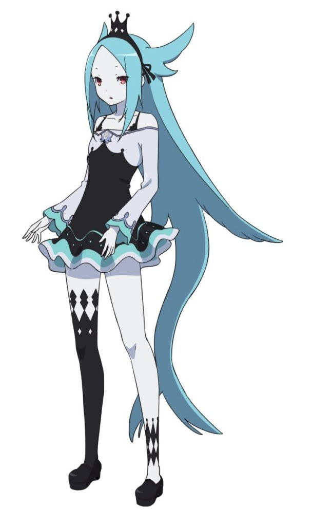 Yuzuha Va Yukiyo Fujii From Anime Conception Spike Chunsoft Co