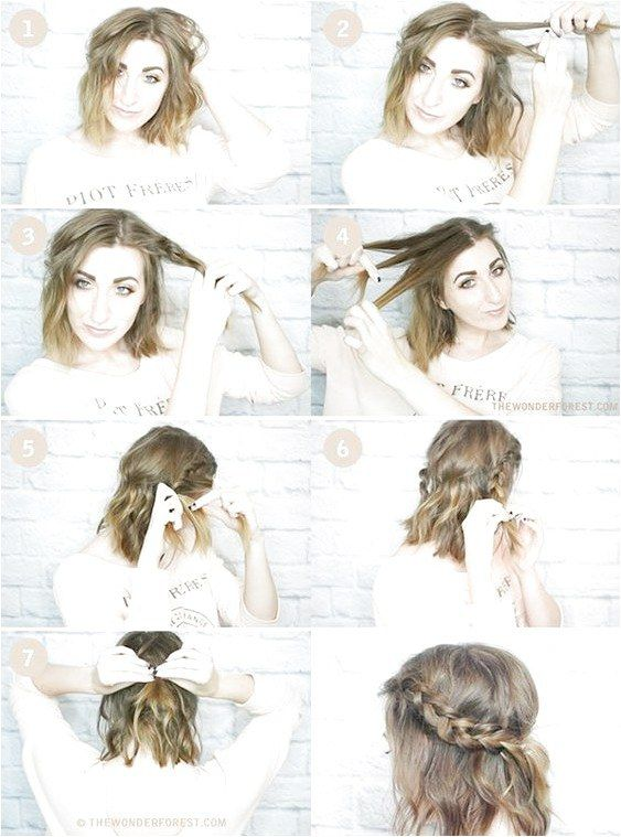 boho-braided-hair via #ShortFineHair If you liked this pin, click now for more details.