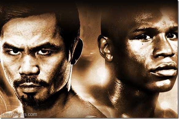 Prevén que pelea Pacquiao-Mayweather rompa récords de audiencia - http://www.leanoticias.com/2015/04/30/preven-que-pelea-pacquiao-mayweather-rompa-records-de-audiencia/
