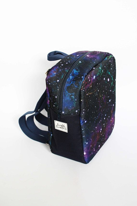 7b977ccf22dc Toddler waterproof galaxy backpack! Get ready for school kindergarten with  this twinkle twinkle backpack. Or maybe you little one wants to …