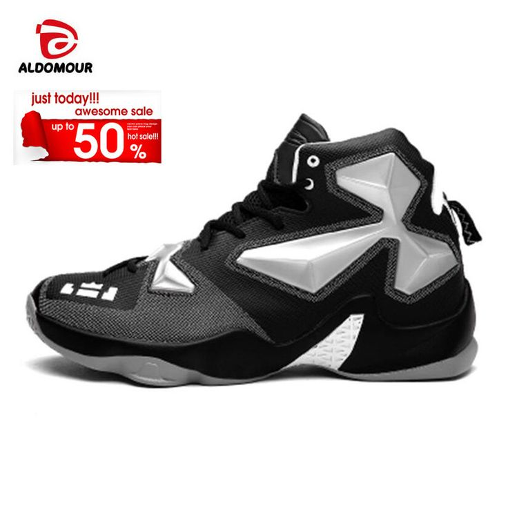ALDOMOUR 2017 Men Basketball Shoes Male Ankle Boots Outdoor Men Sneakers Athletic Sport Shoes Women Basketball Sneakers Homme