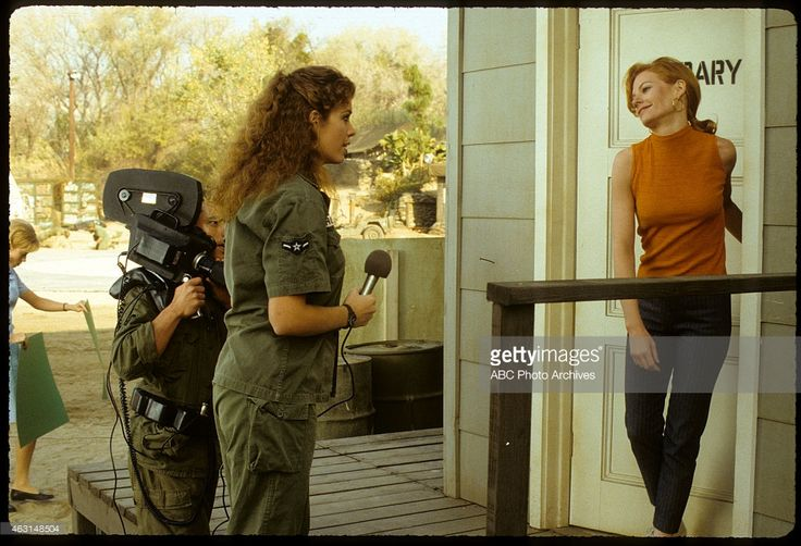 BEACH - 'Women in White' - Airdate: January 4, 1989. (Photo by ABC Photo Archives/ABC via Getty Images) NAN