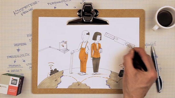 Erklärfilm zum Förderprogramm unternehmensWert: Mensch