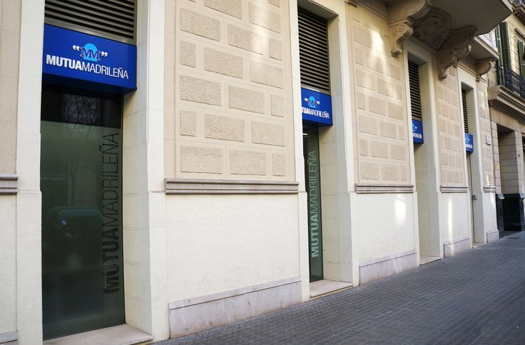 Sede Corporativa Mutua Madrileña en Barcelona
