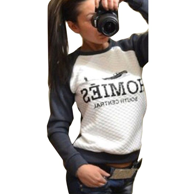 Fashion  2015 New HOMIES Printed Sweatshirt Women Sport Suit  Womens Hoodies Casual TrackSuits-in Hoodies & Sweatshirts from Women's Clothing & Accessories on Aliexpress.com | Alibaba Group