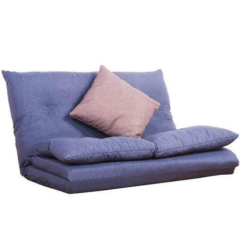 loveseat sleeper sofa memory foam slipcover sale found