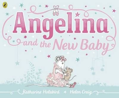 Angelina and the New Baby - a wonderful story by Katharine Holabird and Helen Craig. This classic Angelina story is a brilliant introduction to the arrival of a new baby. Angelina is so excited by the arrival of a new baby, Polly, and can't wait to be a big sister. But Angelina's family spend so much time doting on the baby that Angelina soon feels left out and forgotten