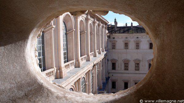 Palais Barberini à Rome