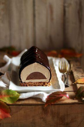 Bavarese nocciole e cioccolato - Deliziosa Virtù