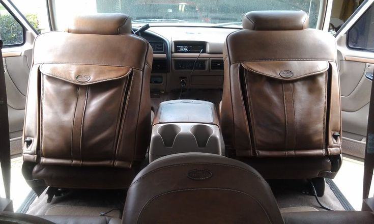 1995 Bronco with King Ranch Interior - Ford Bronco Forum