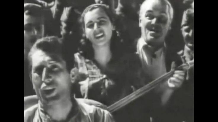 """მეგრული სიმღერა ფილმიდან """"ჯურღაის ფარი"""" 1944 წ. [არქივი]"""