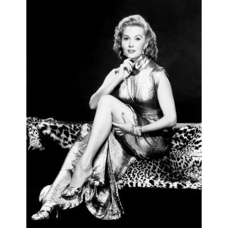 Rhonda Fleming Canvas Art - (16 x 20)