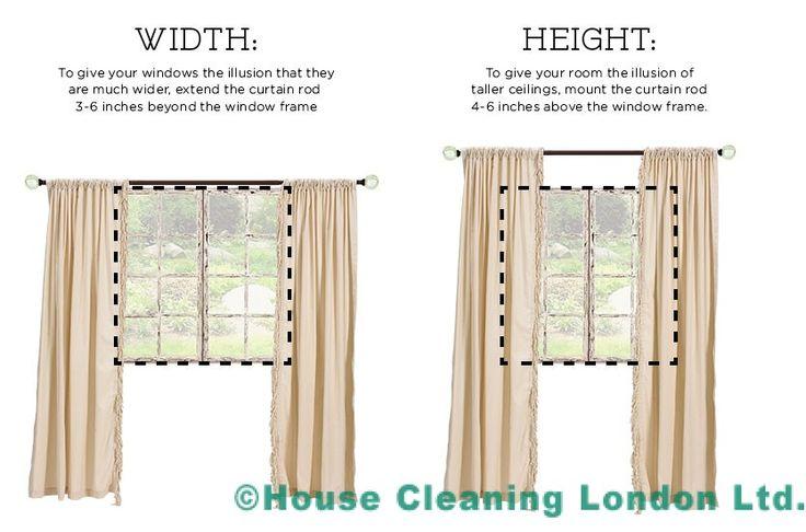 Bildresultat för curtain tricks