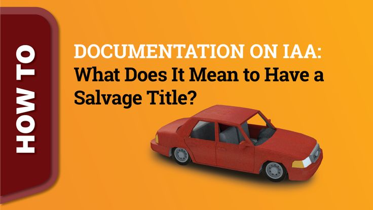 Many cars sold on autoauctions have salvage titles but