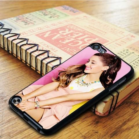 Ariana Grande Nice Smile iPod 6 Touch Case