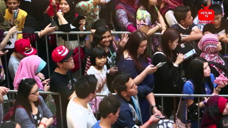 Hotlink TV: Running Man Season 2 Race Start  | Junkies Apostrophe Productions involvement: Joyce Huan as DP/Videographer | Produced by: Handy Jobs Sdn Bhd
