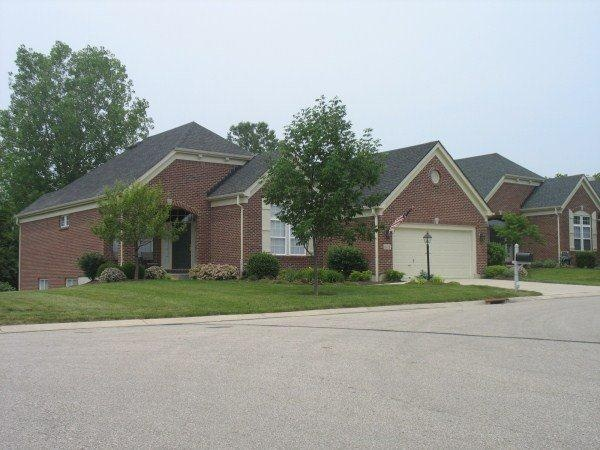 Whispering Falls Patio Homes In Mason Ohio Drees Built