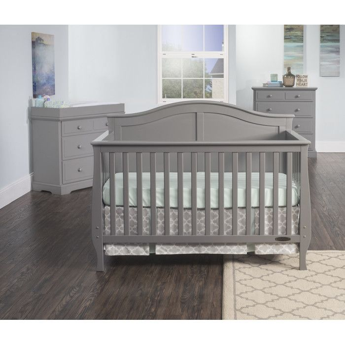 Features:  -Converts from crib to daybed or toddler bed to complete full size bed.  -Constructed from solid wood.  -Baby safe, non-toxic finish.  -Instructions and all hardware are included.  -Meets o