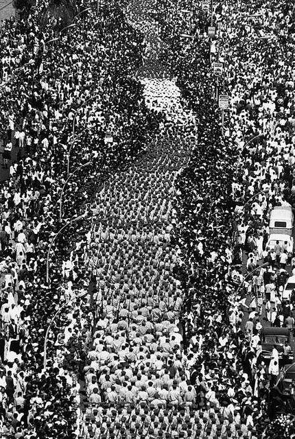 Egypt- Gamal Abdel Nasser's funeral 1970
