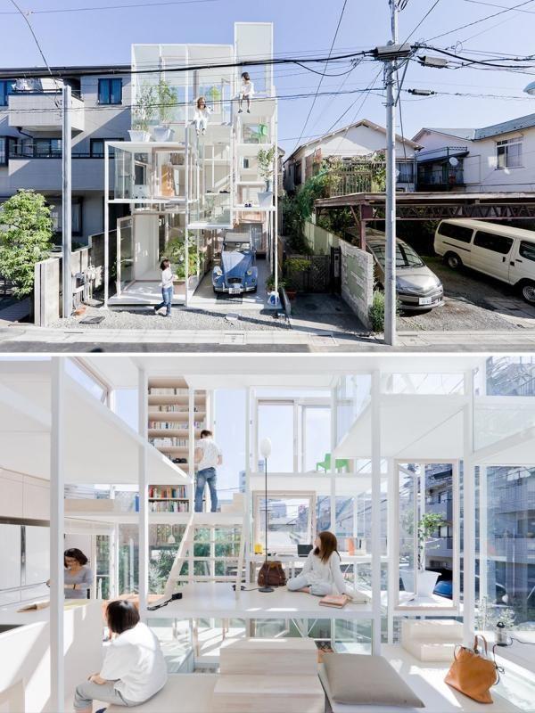 10 Desain Arsitektur Modern nan Unik dari Negeri Sakura, Jepang - http://wp.me/p70qx9-5J3