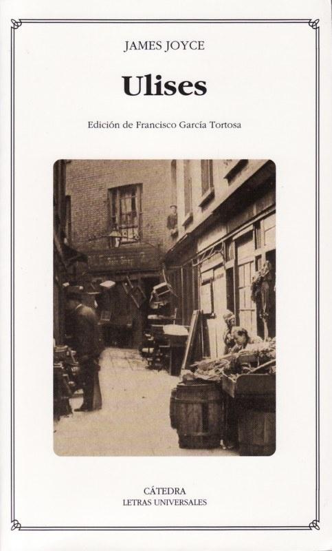 """Será una de las obras emblemáticas de la literatura en lengua inglesa pero no puedo con él. Cada cinco años lo intento con ánimos renovados pero no hay manera. Más asequible """"Dublineses"""" y la genial novela gráfica de Zapico """"Dublinés""""."""