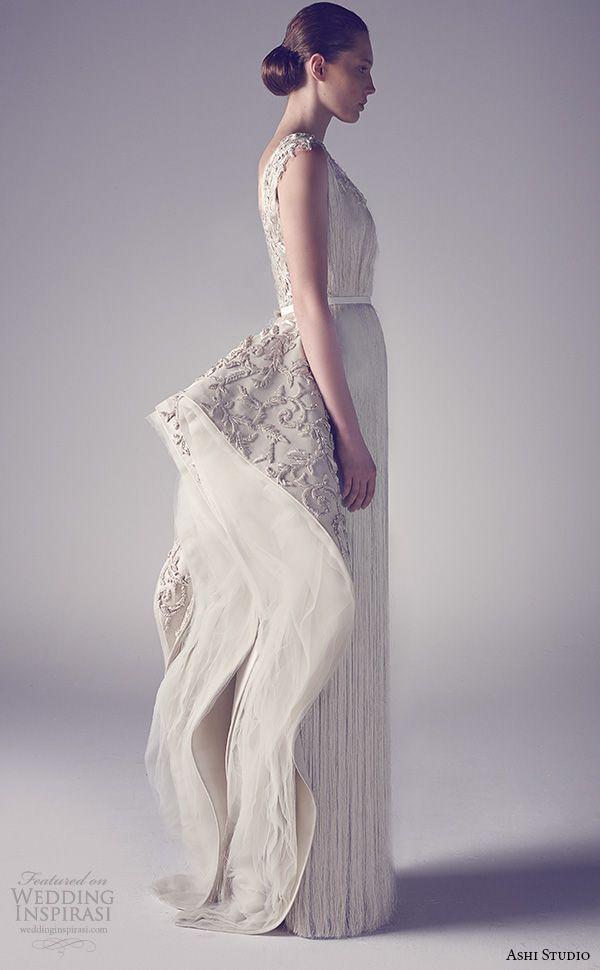 Ashi Studio Primavera 2015 Coleção Couture | Wedding Inspirasi