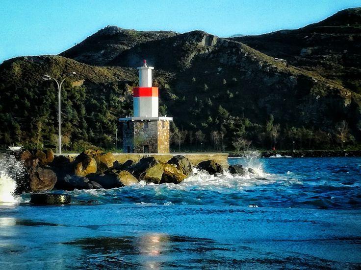 Λιμάνι Μύρινας   Λήμνος : Ve-roula Sidiropoulou