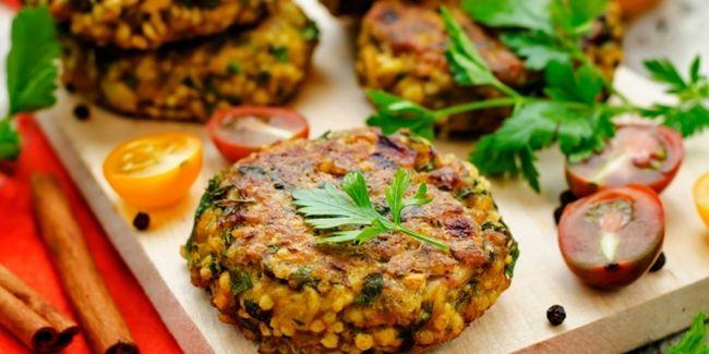 Resep Vegetarian: Perkedel Tempe Sayuran