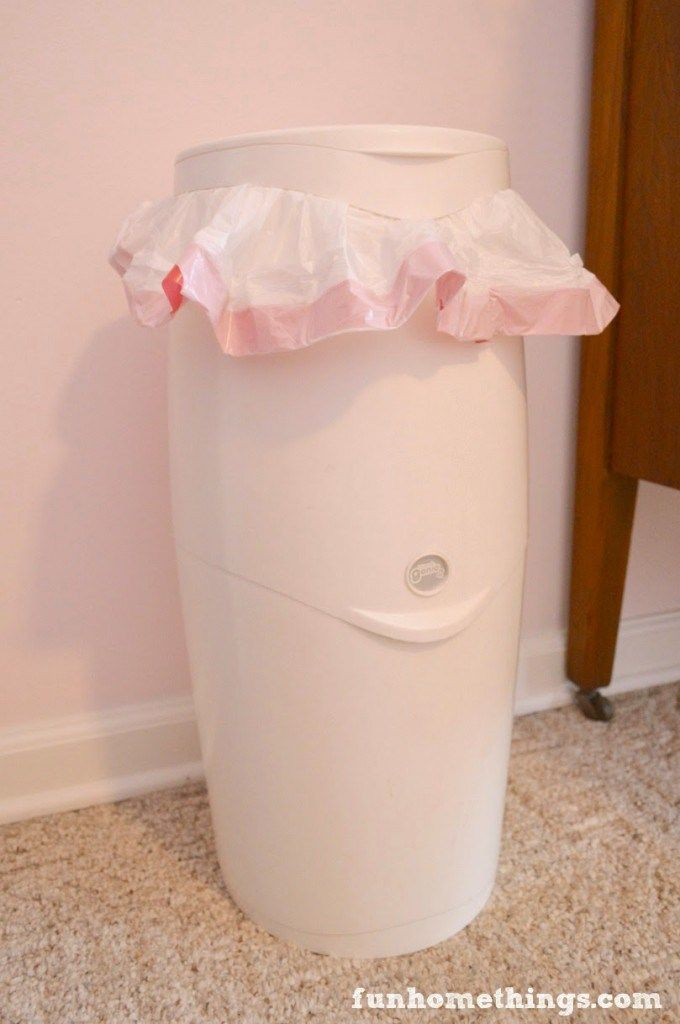Parenting Hack–How to Save a Fortune on Diaper Genie Refills   Fun Home Things