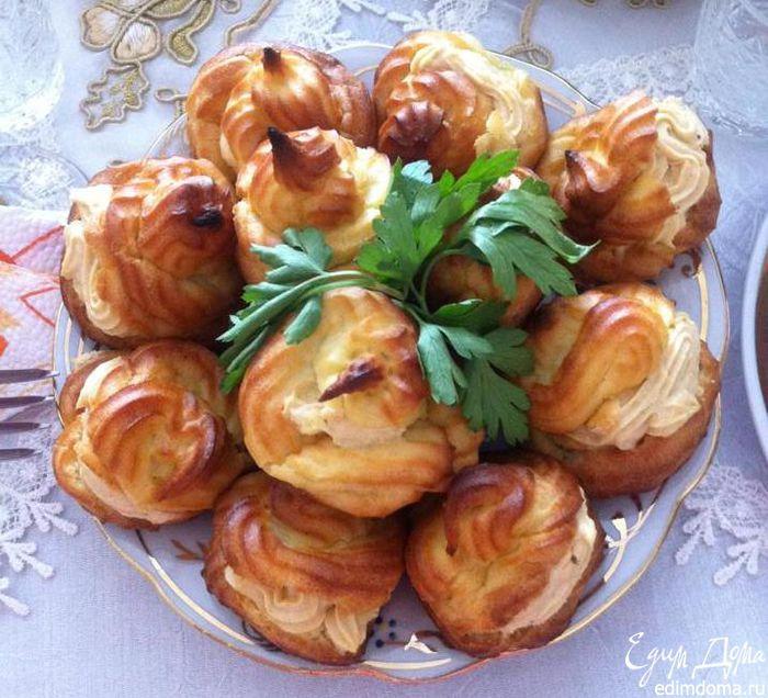Эклеры из картофеля   Кулинарные рецепты от «Едим дома!»