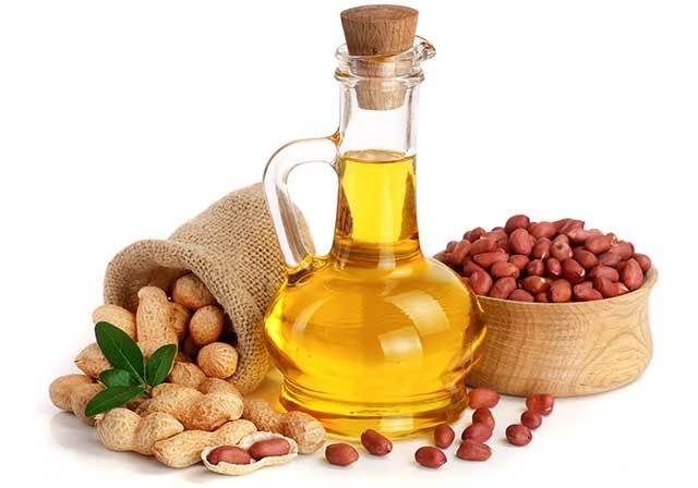 Is Peanut Oil A Healthy Choice For Frying Peanut Oil Best Cooking Oil Refined Olive Oil
