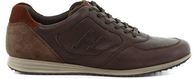 Ανδρικά Παπούτσια Hogan-Δέρμα Σεβρώ #sales #style #fashion