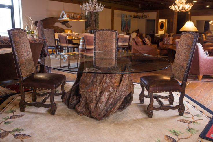 1000 Images About Rustic Dining Room Tables On Pinterest