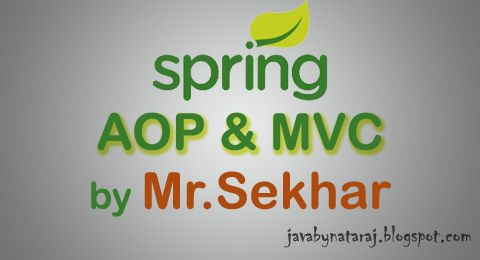 Spring AOP & MVC notes by Mr.Sekhar sir Download