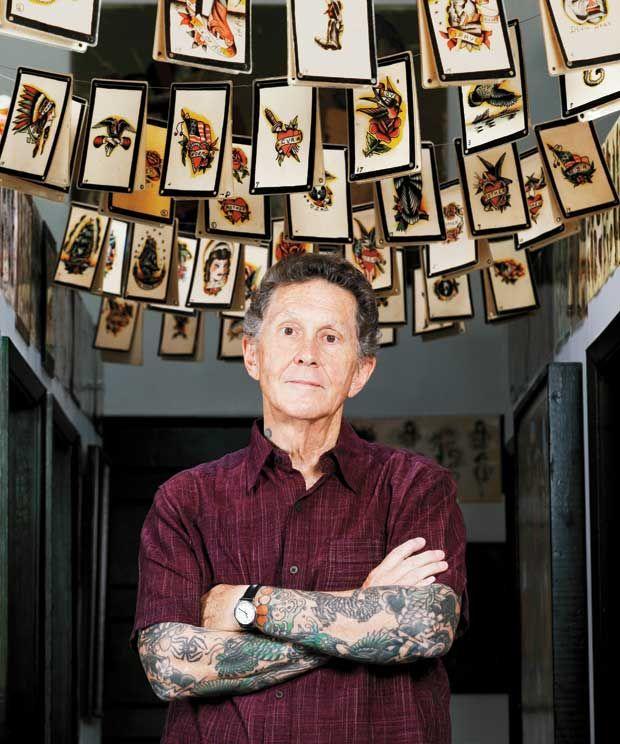 Don Ed Hardy #tattoocare #molotattoocare | Tattoo Artists ...