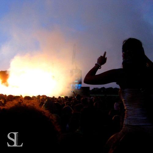 Holi Festival Munich12 - Menschenmenge