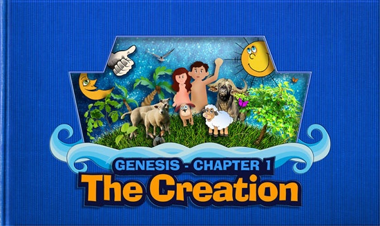 an analysis of genesis chapter 1 the creation Genesis contradictions in genesis chapter 2 the order of  overview or summary of events  accounts of creation chapter 1 is the 'big .