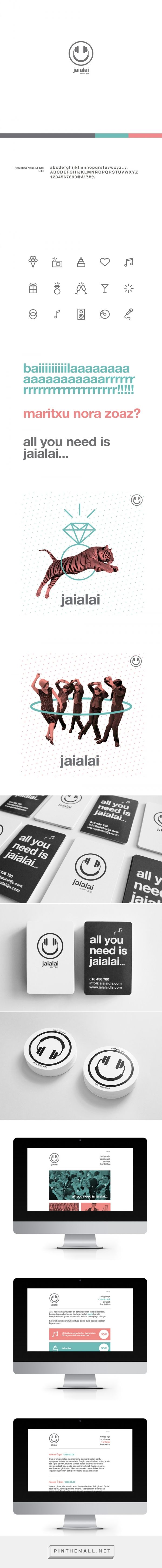 Jaialai on Behance... - a grouped images picture - Pin Them All
