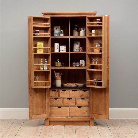 Cotswold Kitchen Deluxe Larder with Granite Quality wooden furniture at great low prices from PineSolutions.co.uk. Get Free Delivery and Exchanges on all orders. http://www.MightGet.com/january-2017-11/cotswold-kitchen-deluxe-larder-with-granite.asp
