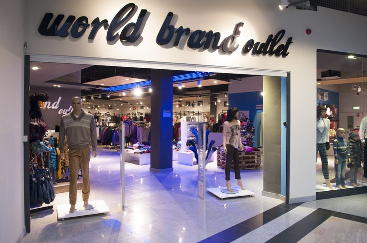 Outlet modowy world brand outlet w portfolio Live Buzz