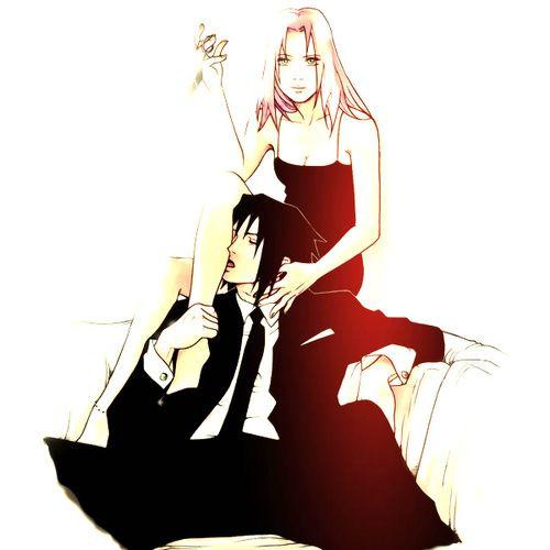 Naruto - Sasuke Uchiha x Sakura Haruno - SasuSaku