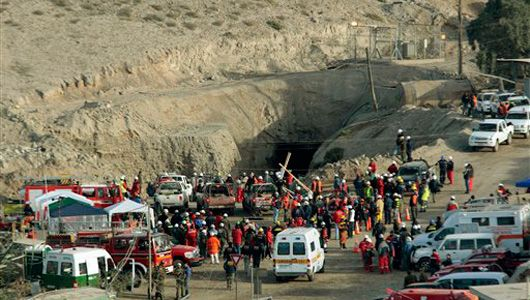chilean copper mine collapse Three years after the chilean mine collapse from which 33 men were rescued, an investigation has concluded that neither the mine's owners nor the mining agency was responsible aug 1, 2013.