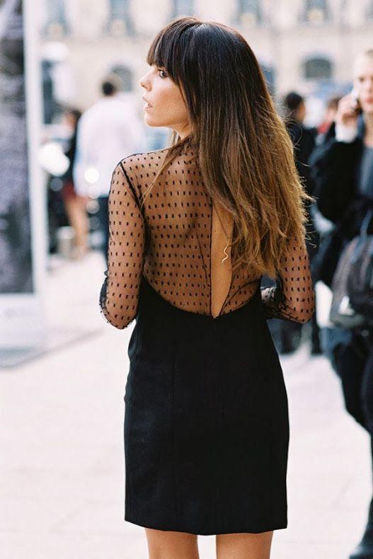 Evangelie putting her back into it in that fab Saint Laurent dress. Paris. #EvangelieSmyrniotaki #StyleHeroine