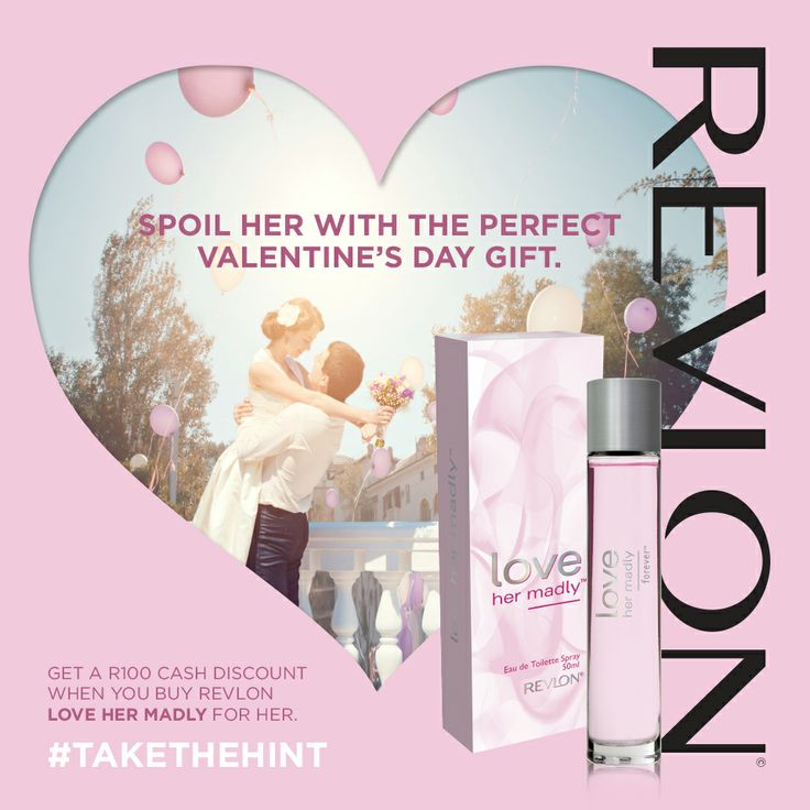 Quick! Help your partner take the hint;  Valentine's Day is tomorrow - for any last minute gift shopping!Visit http://on.fb.me/1aOkHpb to find out how you could WIN R500 towards your dream date. #takethehint
